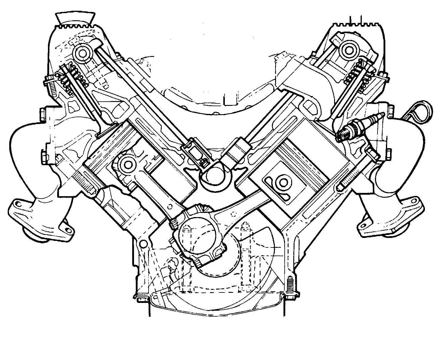 Chevrolet Engine Diagram In Line 6 Cylinder on 150cc Scooter Vacuum Diagram